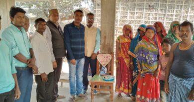 जदयू कार्यकर्ताओं ने मनाया सीएम का जन्मदिन !